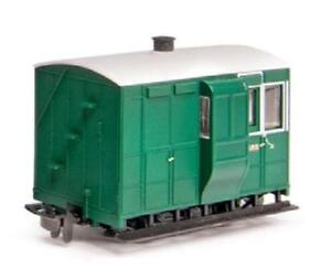 PECO-GR-530-OO-9-SCALE-Glyn-Valley-Tramway-Type-Guards-039-Brake-and-Luggage-Van