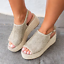 Women-039-s-Wedge-Heels-Espadrille-Flatform-Woven-Sandals-Ladies-Peep-Toe-Shoes-Size thumbnail 13