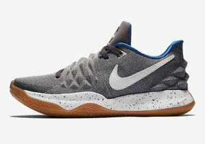8a52e174333 Nike Zoom Kyrie 1 Low UNCLE DREW GREY WHITE 4 GUM AO8979-005 sz 10.5 ...