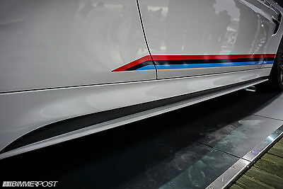 BMW M Performance Lower Blade Attachment set for F82 M4 OEM New Genuine!!!