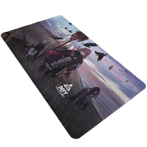 SLG Game Girls Frontline Computer Game Home Office Mouse Pad Mats 40*70 CM