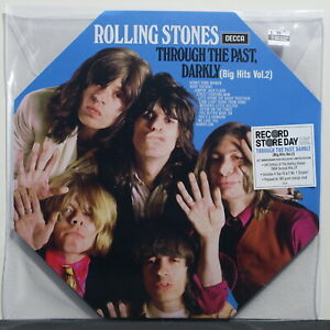 ROLLING-STONES-039-Through-The-Past-Darkly-Big-Hits-2-039-RSD-180g-ORANGE-Vinyl-LP-NEW