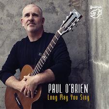 PAUL O'BRIEN - STOCKFISCH  SFR357.4080 -  LONG MAY YOU SING - HYBRID SACD 2013