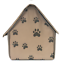 thumbnail 3 - Pet-Cat-Igloo-Removable-Covered-Bed-Small-Dog-Soft-Bed-Met-House-With-Lovely