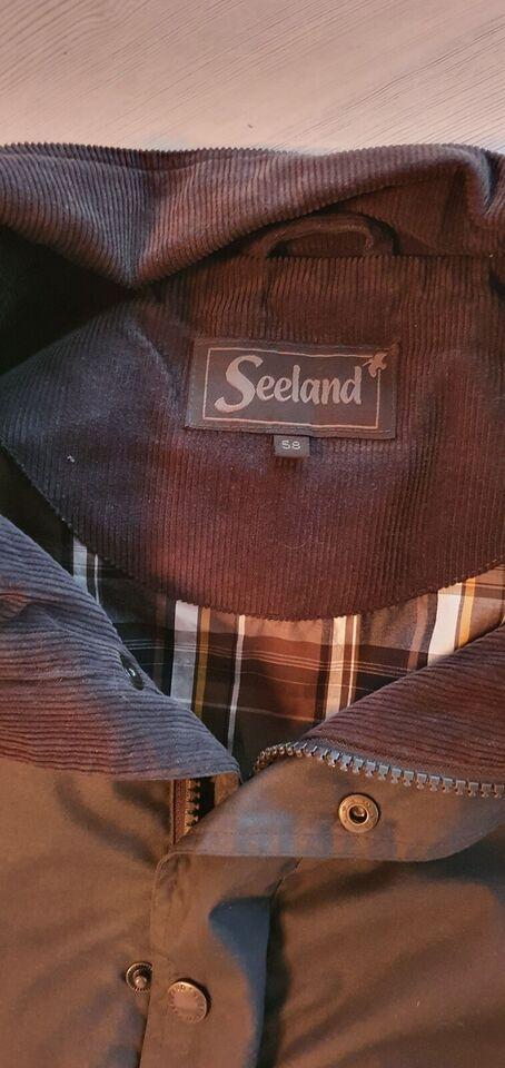 Jagttøj, Seeland