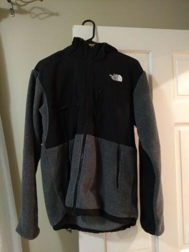 North Face Denali Jacket Mens Small Gray
