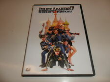 DVD  Police Academy 7 - Mission in Moskau