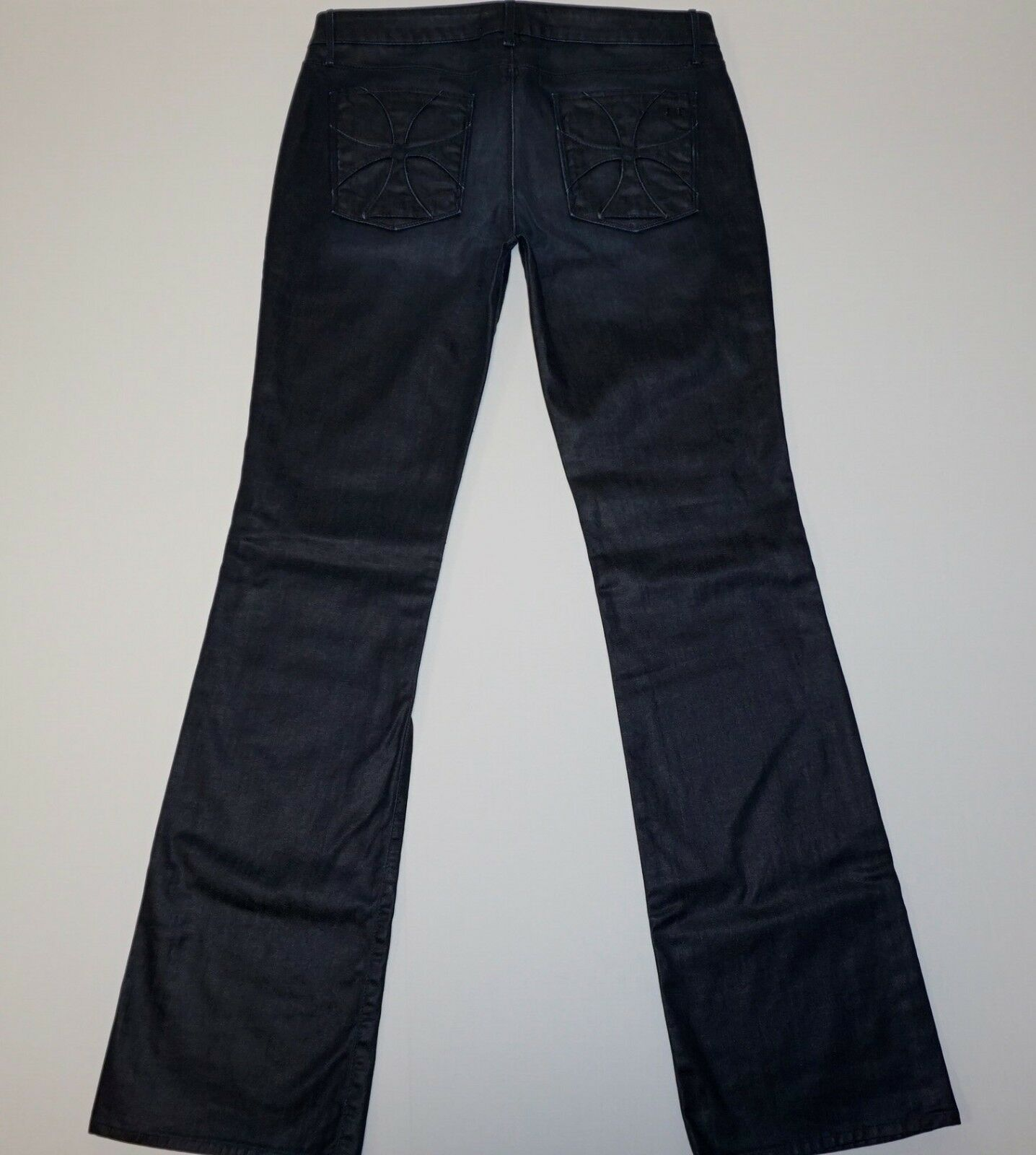 Habitual Handcrafted Jeans Trouser Style Women's Size 30 (34  Inseam)