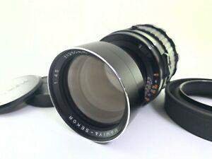 < Ottimo ++++ > Mamiya Sekor 250mm f/4.5 teleobiettivo per RB67 Giappone Pro S SD 2457