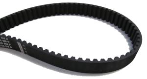 COURROIE de distribution zahnflachriemen 2400 8m-20 division 8mm 300 Dents HTD//ppr sont large 20mm