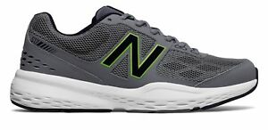 New-Balance-Male-Men-039-s-517-Quix-Tech-Athlete-Inspired-Trainer-Adult-Shoes-Grey