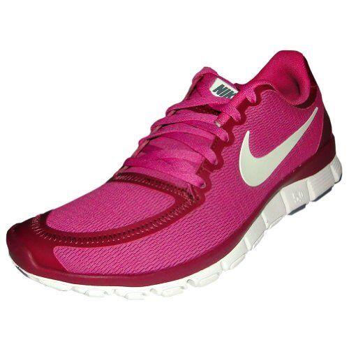 NEW NIKE FREE 5.0 V4 Club NIB Pink Raspberry Running WOMENS NIB Club FREE SHIPPING 98f727