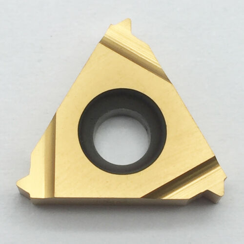 10pcs 16ER 1.5ISO SMX30 alloy carbide inserts Threading inserts for steel