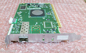 Fujitsu Qlogic Single Port Channel Adaptateur Card Ca06794-d351 Ca21345-b61x-afficher Le Titre D'origine