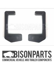 7354133 7354134 A PAIR OF REAR BUMPER END CAP FITS FORD TRANSIT MK5 1994-2000
