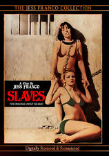 Slaves DVD, Directed by Jess Franco, Full Moon Features