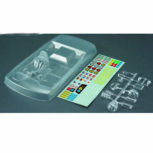 clear 1 10 scale rc drift car pvc driver body parts interior cockpit accessorie ebay. Black Bedroom Furniture Sets. Home Design Ideas