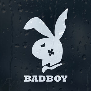 Funny-Bad-Boy-Play-Bunny-Car-Decal-Vinyl-Sticker-For-Bumper-Or-Window-Or-Panel