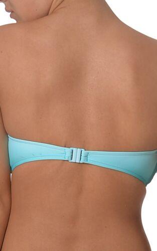 Seafolly Miami Seychelles A Fascia Imbottito Bikini Top