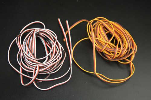 5 M Servo Rallonge Câble 26AWG Fil Pour Futaba hélicoptère de contrôle radio autres Contrôle Radio parts