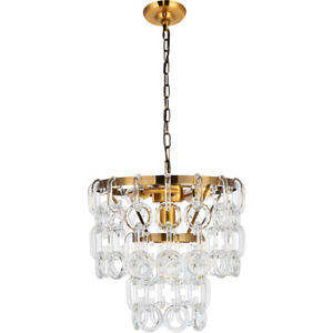 Awesome Crystal Chandelier Antique Brass Pendant Foyer Dining Living Home Remodeling Inspirations Basidirectenergyitoicom