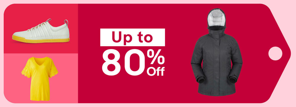 Shop Brand Outlet - Final Reductions! Up to 80% off Brand Outlet
