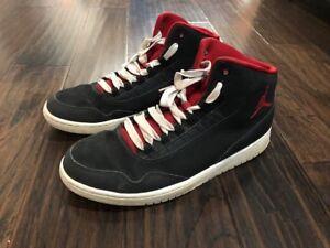 Nike Air Jordan Executive GS Black Red