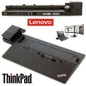 Lenovo-ThinkPad-Pro-Dock-Port-Replicator-04W3948-Type-X250-X260-T540-T440s
