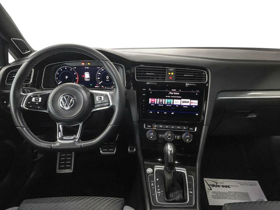 VW Golf VII 1,5 TSi 150 Highline DSG Benzin aut. Automatgear