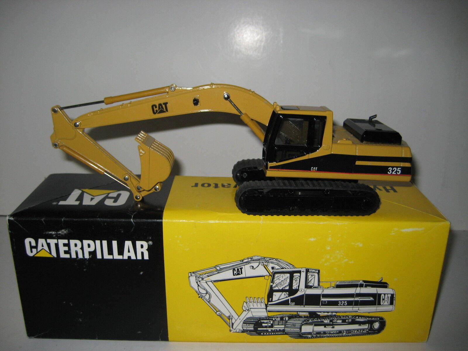 Caterpillar 325 Excavateurs tieflöffel SHINSEI 1 50 neuf dans sa boîte RARE