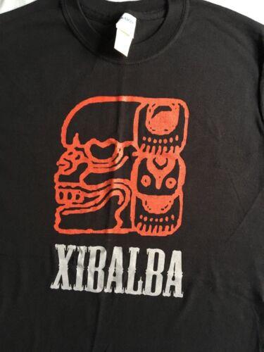 Xibalba t shirt maya shirts underworld mayan Small to 2 Extra large size