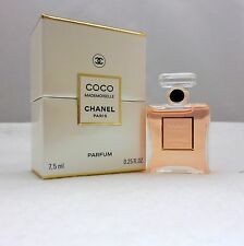 CHANEL COCO MADEMOISELLE PARFUM 7.5 ML/0.25 OZ.
