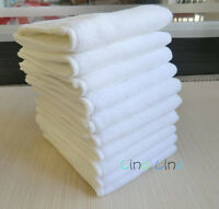 Baby Reusable Washable Inserts Boosters Liners For Pocket Cloth Nappy 3 layers