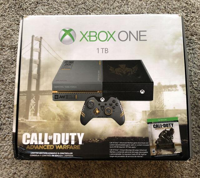 Microsoft Xbox One Call of Duty: Advanced Warfare Limited ...