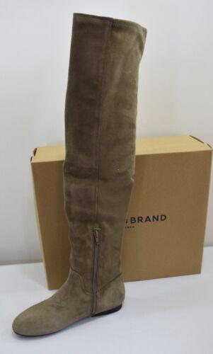 7 5 Originalverpackung In Gavina Veloursleder Overknee Neu Stiefel Lucky Brand AOqOxR