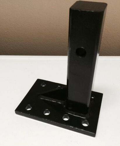 """Adjustable receiver BALL HITCH TOWING Heavy!! 2 ton PINTLE 2/"""" Ball"""