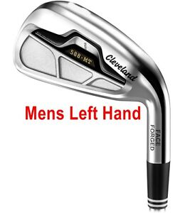 CLEVELAND-588-MT-NO-4-IRON-STEEL-STIFF-FLEX-MENS-LEFT-HAND-NEW