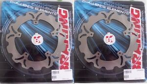 BRAKING-2-DISCHI-WAVE-ANT-GL01RID-PER-PIAGGIO-X9-200-2002-2003
