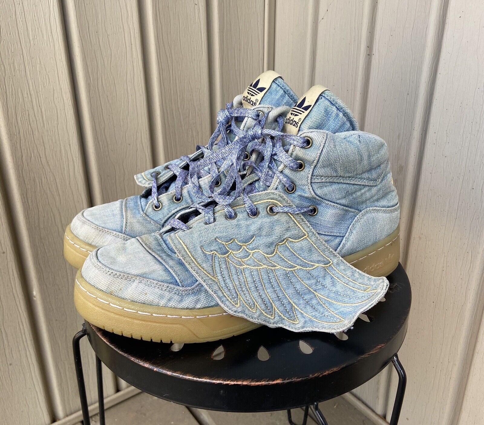 adidas Originals JS Jeremy Scott Denim