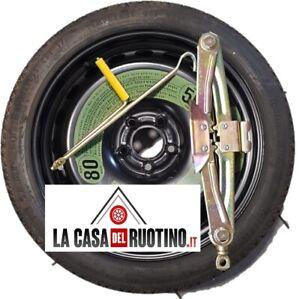 Ruotino-di-Scorta-FIAT-500X-RUOTINO-DA-17-034-ORIGINALE-CON-CRIC