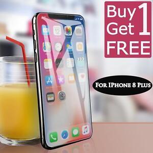 Genuine-vetro-temperato-3D-Proteggi-Schermo-Gorilla-Glass-Pellicola-Per-iPhone-8-Plus