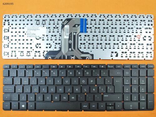 HP 15-AC140NS 15-ac141ds 15-ac142dx 15-ac143wm 15-ac147cl Latin Spanish keyboard