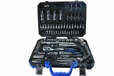 "BERGEN 94pc METRIC 1/4-1/2"" Comprehensive Socket Wrench set B1082"