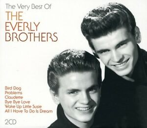 The-Everly-Brothers-Very-Best-of-the-Everly-Brothers-New-CD