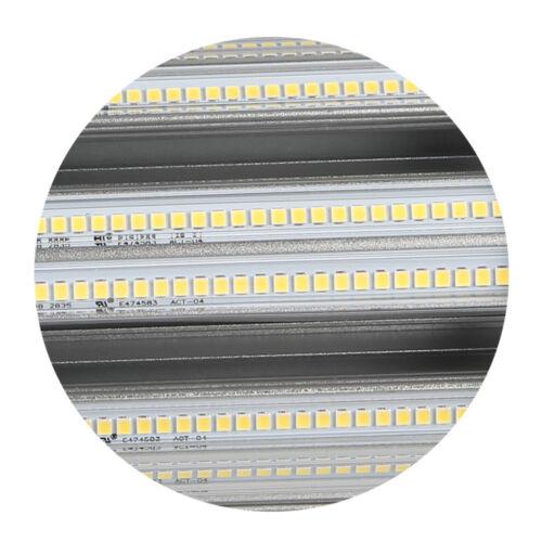 100W LED Corn Cob Light Bulb Retrofit 400W HID Warehouse High Bay Lamp E39 6000K