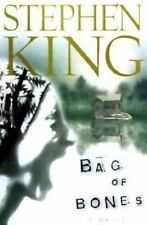 Bag Of Bones By Stephen King 1998 Cassette Unabridged