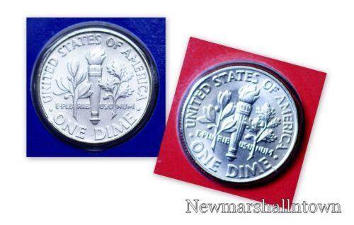 2015 P+D+S+S Roosevelt Dime Silver /& Clad Mint Proof Set ~ PD in Mint Wrap