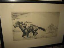 ANKER Hanns, *1873  Pferderennen   22/100
