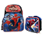 "Spider-Man Ultimate 16/"" Large School Backpack /& Lunch Bag for Kids NEW"