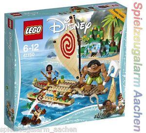 LEGO Disney  41150 Moana Vaiana auf hoher See Moana's Ocean Voyage N1/17